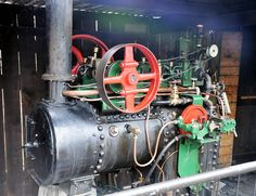 Blists Hill Museum, Victorian Stationary Engine | Flickr - Photo Sharing!