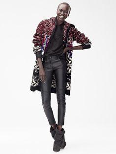 [No.7/11] Isabel Marant pour H&M 2013~14秋冬コレクション   Fashionsnap.com