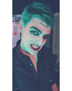 Hast Du jemals im blassen Mondlicht mit dem Teufel getanzt? #joker #jaredleto #halloween #vscocam