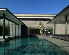 KSK || LUXURY Connoisseur ||  Singapore Bungalow//SCDA Architects