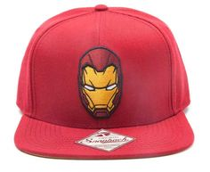 Iron Man Cap