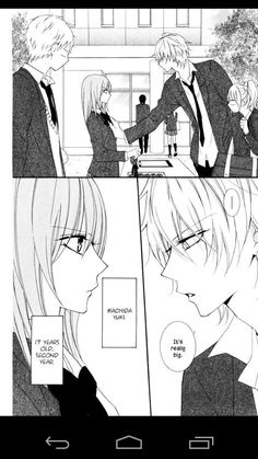 Ugh, this is so nostalgic. Makes me remember my freshmen and sophomore years,minus naruse,minus basketball,minus lovelife, minus popularity. Yeah pretty much everything. But this manga is like something I have grown with....