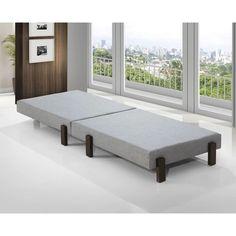 Cama Queen, Outdoor Furniture, Outdoor Decor, Entryway Bench, Sun Lounger, Home Decor, Camping, Design, Foldable Bed