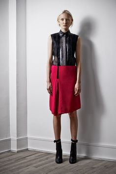 Reed Krakoff Pre-Fall 2014 Collection Slideshow on Style.com