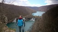 Plitvice National Park... the side they don't show you in the guide books