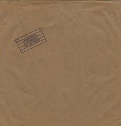 LED ZEPPELIN--In Through The Out Door - Slv A + Outer bag