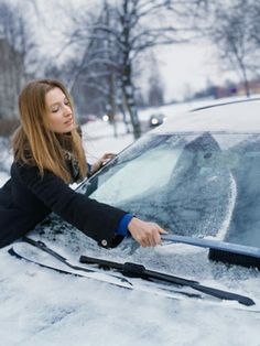 Tips about warming up your vehicle in the winter