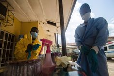 Ebola has infected some 1,100 people and left 660 dead in Liberia, Guinea and Sierra Leone.