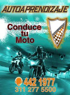 Cursos de conduccion para motocicletas en bajo y alto cilindraje Aprenda a conducir  Obtenga su licencia de conduccion Legal Bogota - Colombia Pbx: 442 1977 Movil: 311 277 5500
