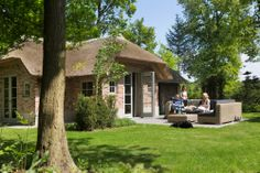 Op vakantie naar de Veluwe! Prachtige boerderijen te koop of te huur in het bos!