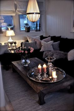 cozy living room space by artar