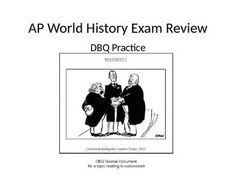 cset world history essay questions
