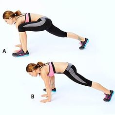 Everest Climbers- Metabolism-boosting #workout move. | Health.com