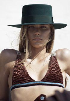 Kirstin Liljegren in Summer 2015 Issue Mixte Magazine Carrie Bradshaw, Vogue, Bikinis Lindos, Yves Saint Laurent, Fashion Gone Rouge, Boho Fashion, Womens Fashion, Style Fashion, Underwear
