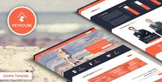 Download Pet House - Pet Care Service Template Nulled Latest Version