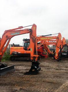 Doosan Equipment EU (@DoosanEquipment)   Twitter Heavy Machinery, Sale Promotion, Heavy Equipment, Tractors, Construction, Twitter, Business, Building, Self