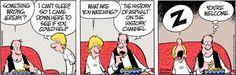 The Asphalt comics and cartoons Make Em Laugh, Make Me Smile, Zits Comic, Very Bad, Family Humor, History Channel, Hilarious, Comic Strips, Humor