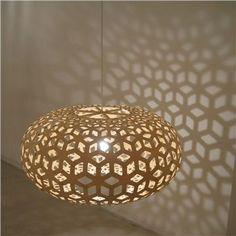 David Trubridge Design Snowflake 1600 Suspension Lamp - Style # DTL065, Modern Suspension Lamps - Modern Chandeliers - Modern Pendant Lighting | SwitchModern.com