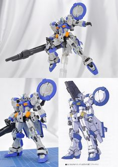 "1/144 RX-78GP00 Gundam ""Blossom"" RG.Ver : Work by AWN. Full Photoreview Hi Res Images http://www.gunjap.net/site/?p=200961"