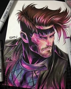 Our goal is to keep old friends, ex-classmates, neighbors and colleagues in touch. Rogue Gambit, Old Friends, Rogues, Joker, Marvel, Fictional Characters, Nerd, Stuff Stuff, The Joker