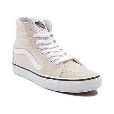 f5c8c2f807c Vans Sk8 Hi Skate Shoe. Get on board with the Hi Skate Shoe from Vans!  Inspired by the Classic Old Skool ...