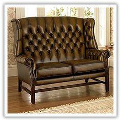 Georgian Two Seater Sofa