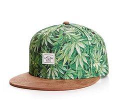 Snapback weed