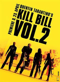 Kill Bill: Vol. 2, USA, 2004