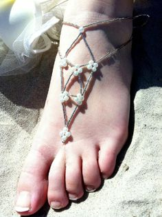 Barefoot Sandals - too bad theyre so expensive. Description from pinterest.com. I searched for this on bing.com/images
