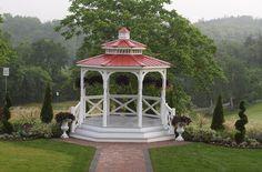 Scarboro Golf Country Club Gazebo Wedding Vendors