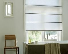 Japanese Blinds by Luxaflex and Sunway | Designer Curtains and Blinds London UK