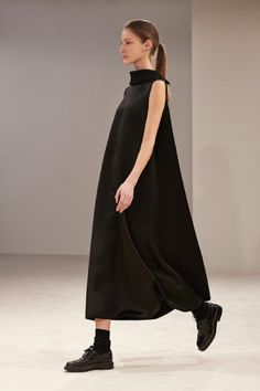 Black Dress - The Row F/W 14-15
