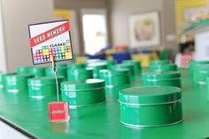 Lego Memory Game