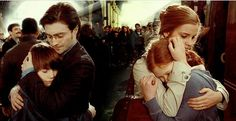 Harry and Hermione <3 s2