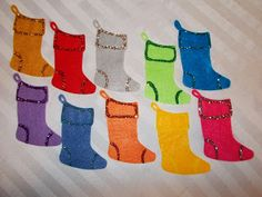 Fun with Friends at Storytime: Christmas Stockings