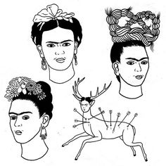 VIVA LA FRIDA ⚡️UPCOMING FLASH DAY ⚡️This Thursday 16th March from 12pm - 8pm! Frida Khalo flash going for $100 - $120 plus tax (depending on size) a pop!   Walk ins only! First come first served! Designs won't be repeated! ✌️