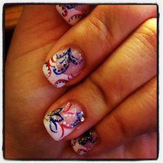 Cute patriotic nails :)