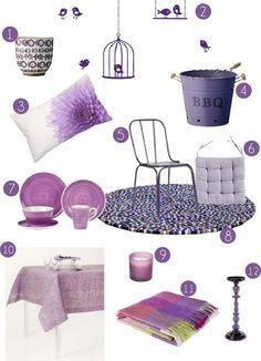 Selección en violeta @esescandinavo  Alfombra Pinocchio de HAY y vinilo Tweeting Birds Wallsticker de ferm LIVING. #pinocchio, #alfombra, #rugs, #fermliving, #vinilo, #wallsticker, #estiloescandinavo, #estilonordico, #decoration, #decoracion, #interiorismo, #interiorism, #purple, #violet, #violeta, #lila, #hay, #escandinavian, #malva, #morado.