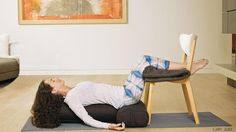 Restorative Yoga Poses for Adrenal Fatigue Chronic Stress