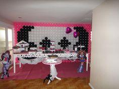 Monster High Decor Ideas