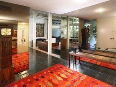 Time capsule homes from the 1930s to the 1980s | Spaces - Yahoo Homes 1960's Ca.