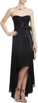 http://www.shopstyle.com: Alicia Silk Charmeuse Sash Gown
