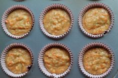 "Carrot & Quinoa Muffins - The Garden of Eden - (Another one I intend to replace the ""all purpose flour"" with something gluten free)"