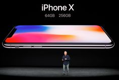 FOX NEWS: iPhone X: How does it stack up against the Galaxy S8? Announced on Tuesday the iPhone X will compete with Samsungs newest flagship phone the Galaxy S8. Heres how the two phones break down on key features and price.
