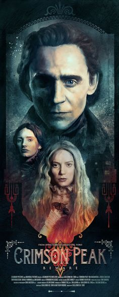 Crimson Peak by Rich Davies
