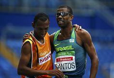 Odair Santos é prata nos 5.000m T11, e abre contagem para o Brasil no Rio…