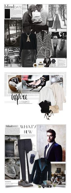 """""""Winners for What to Wear: Blind Date """" by polyvore ❤ liked on Polyvore featuring Theory, Frame Denim, Chanel, Maje, Alexander McQueen, Le Labo, Seletti, H&M, Gucci and Nudie Jeans Co."""