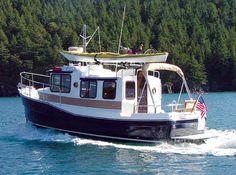 Ranger Tugs since 1958 Tug Jobs, Cuddy Cabin Boat, Tugboats, Sailboat Art, Boat Interior, Aluminum Boat, Wood Boats, Boat Stuff, Castle House