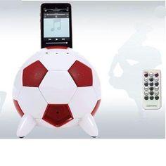 Speakal mi-Soccer 2.1 Stereo Speakers and Docking ($42.99)