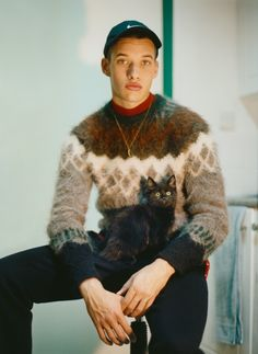 That sweater.